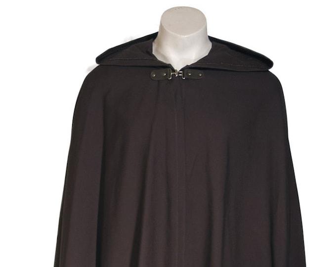 Medieval Travler Cloak LARP, Viking, SCA, renaissance