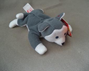 "the Husky/"" #11 of 12-1999 Series New in Bag Ty Teenie Beanie Baby /""Nook"