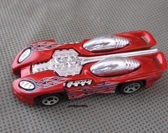 Hot Wheels , Hot Wheels Splittin Image , 1994 Hot Wheels , Race car , Hot wheels with flames , Die cast toy car ,