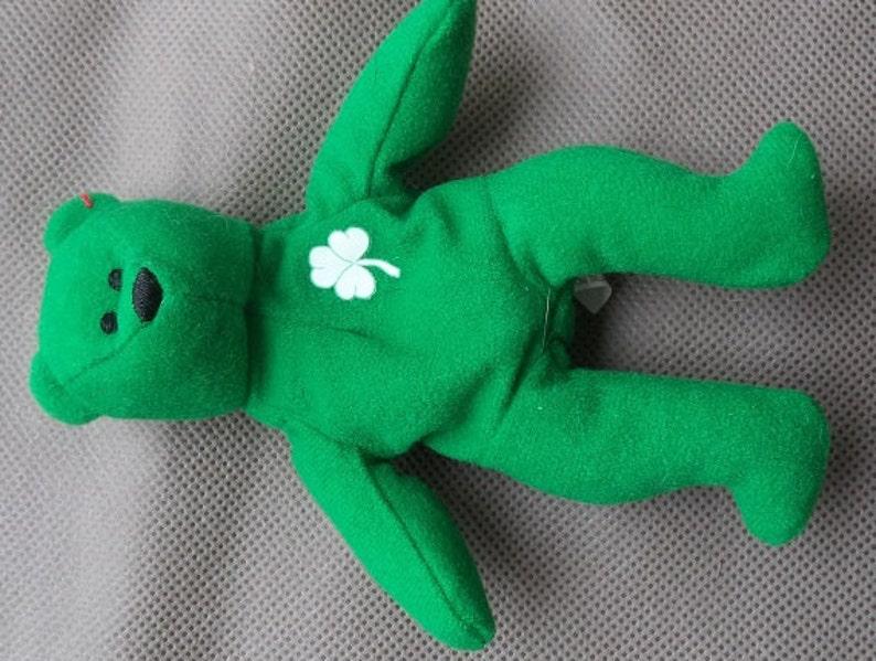 ef7b249b731 TY Beanie Babies Fast food toy 1993 Mcdonald s Teenie
