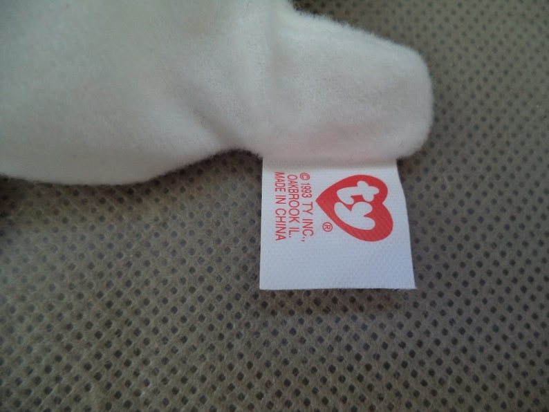 janetjcrafts Ty Teenie Beanie Babies Sea more McDonald/'s Happy meal toy 1993 seamore fast food toy