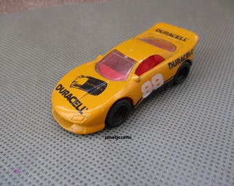 Toy race car , Duracell race car , Hot Wheels car , Metal toy , Vintage toy car , 1993 hot wheels ,