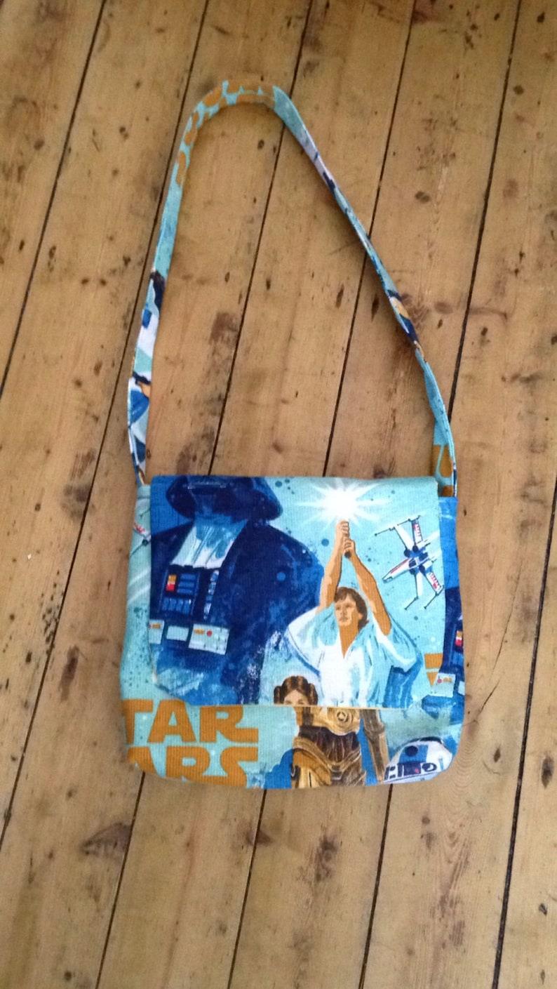 Vintage Star Wars messanger bag