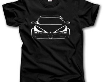Alfa Romeo Tshirt Etsy - Alfa romeo apparel