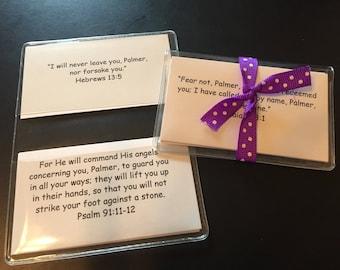 POCKET Scripture Cards