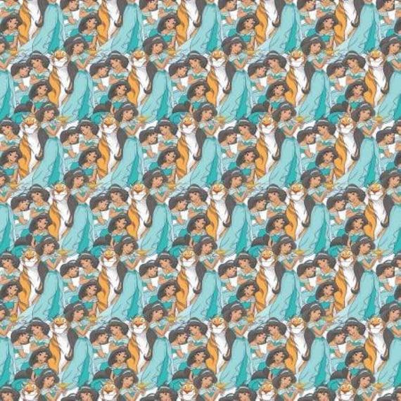 Aladdin Fabric Material Disney