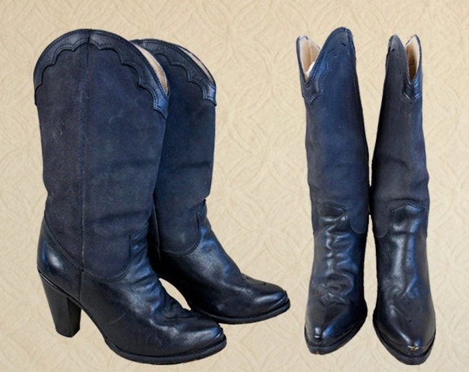 70's Zodiac Boots | Western Boots