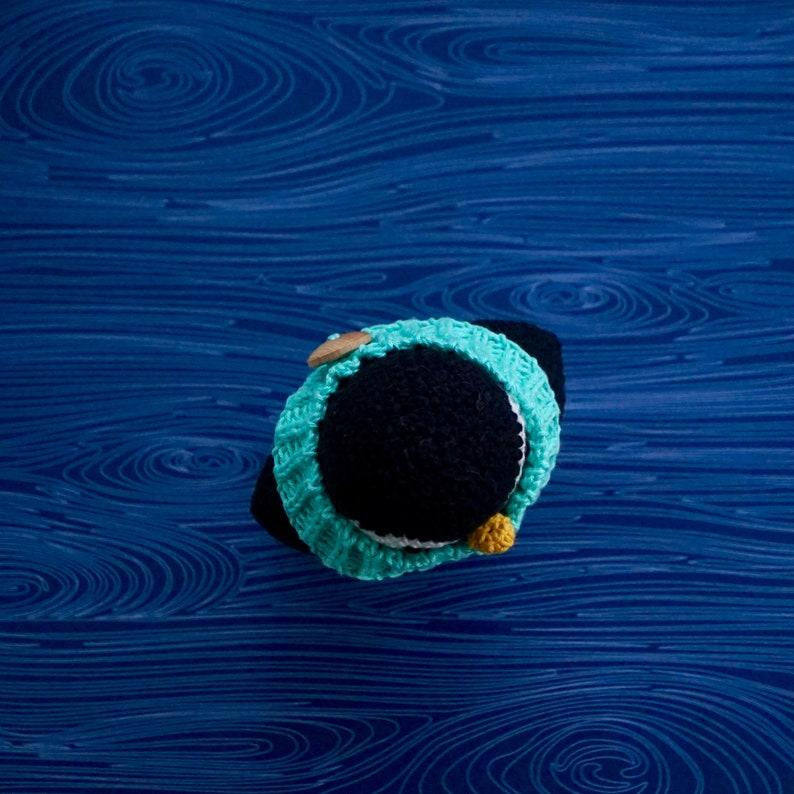 Amigurumi Penguin Crochet pattern and tutorial English and Spanish Penguin FrostPing\u00fcino Hielito Pattern