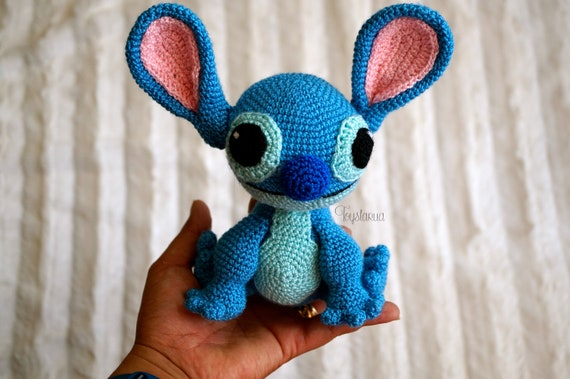 Pattern: Stitch and Angel Amigurumi Stitch/Angel Crochet