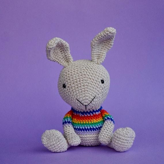 Conejo patrón gratis amigurumi - Patrones gratis | 570x570