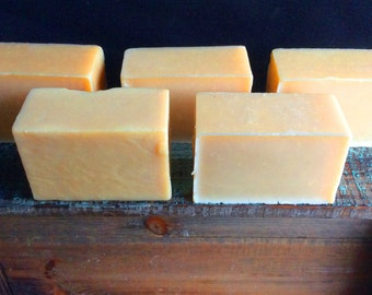 Rise & Shine Goat Milk Soap, all natural, handmade, handcrafted, cold process, goat's milk soap