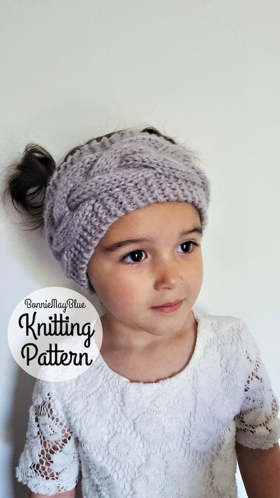 Bohemian Ear Warmer Knit Pattern Boho Headband Baby Ear Etsy