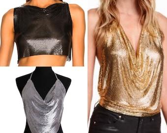 Aluminum Mesh | Metal Mesh | Fabric Metal Mesh Sheet | DIY Home Decoration | Evening Bag Pouch