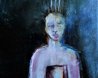 Meditation Fine Art Giclée