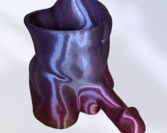3D printed  Dicky planter