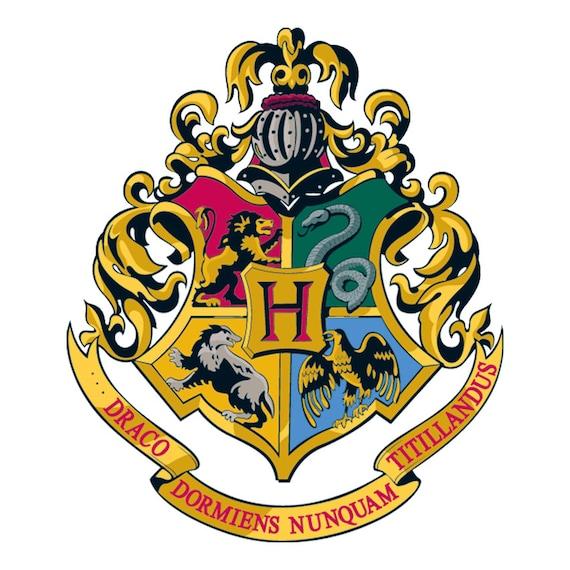 Image result for hogwarts crest