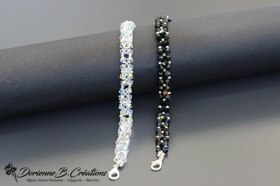 fermoir pour bracelet swarovski