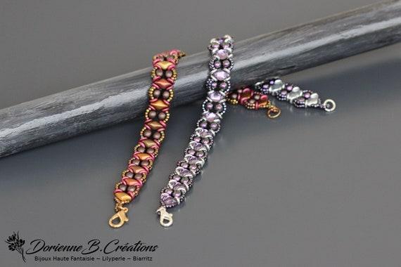 Bracelet Neuf 4 Lettres Au Choix Cadeau Personnalisé