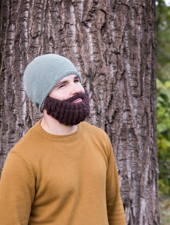 Weihnachtsgeschenk-Idee Herren und Damen häkeln Bart und | Etsy