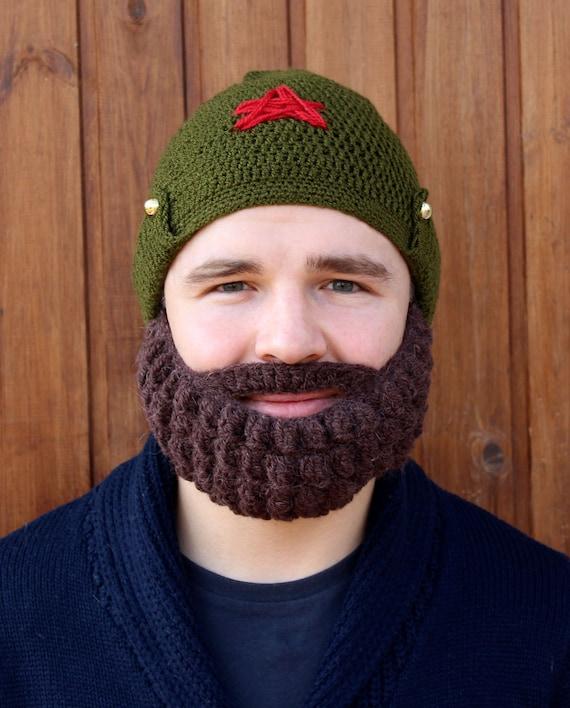 Máscara de esquí snowboard caballeros y gorrita tejida | Etsy