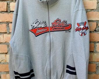 606f00fea90e9 Pelle Pelle Marc Buchanan Pullover Sweatshirt XXL Size