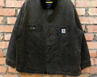 84bc2ef18e Carhartt Jacket Denim Jacket