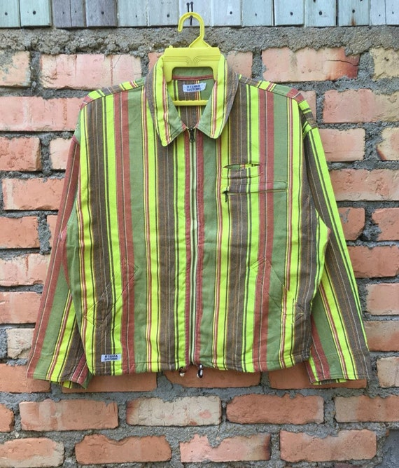 Rare!!! Terra Systems Jacket Work wear