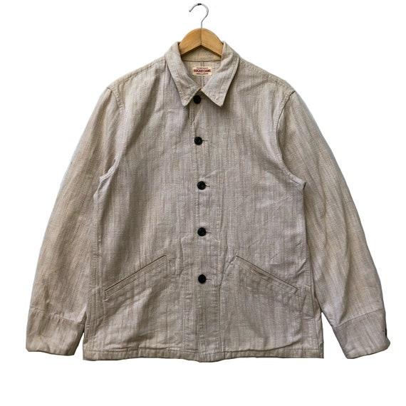 Vintage SUGAR CANE Denim Chore Jacket