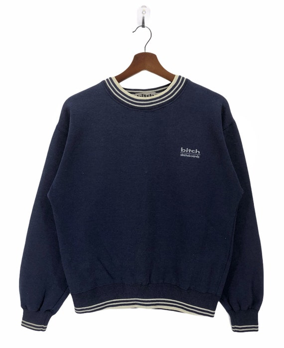 Vintage Bitch Skateboard Crewneck