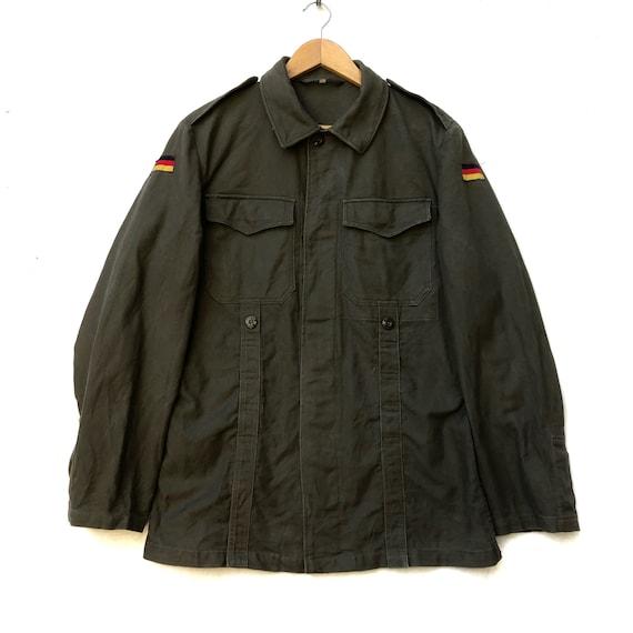 Vintage Military Chore Jacket Germany