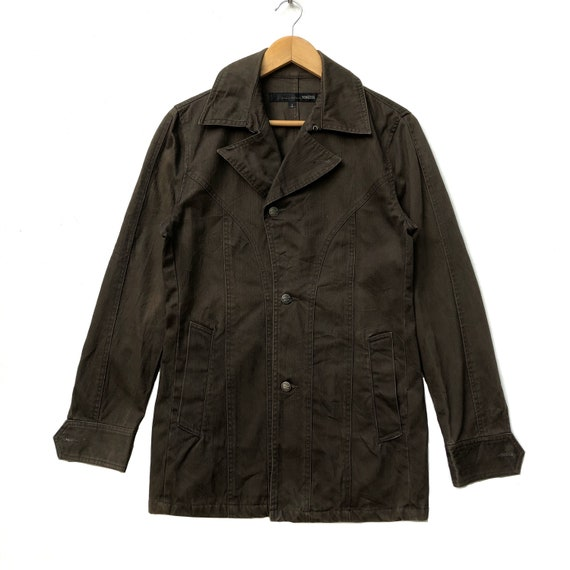 Vintage Schlussel Chore Jacket