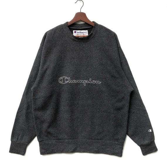 Vintage Champion Fleece Sweater
