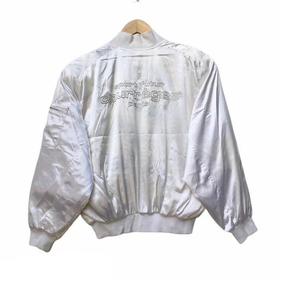 Courreges Satin Jacket