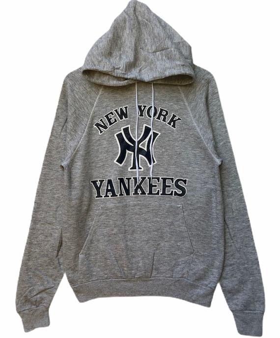 Vintage 80s New York Yankees Hoodie Sweatshirt