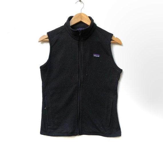 Patagonia Jacket Sleeveless Sweater Women