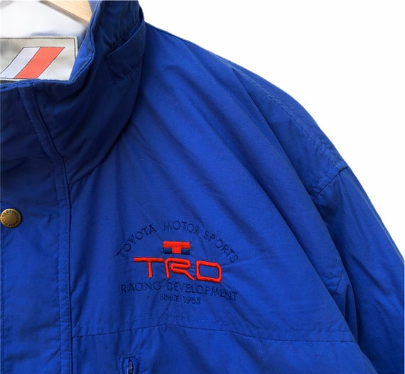 Rare!!! Vintage Toyota Motor Sports TRD Racing De… - image 3