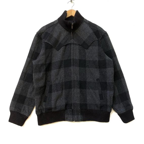 WOOLRICH Woolen Mills Wool Jacket