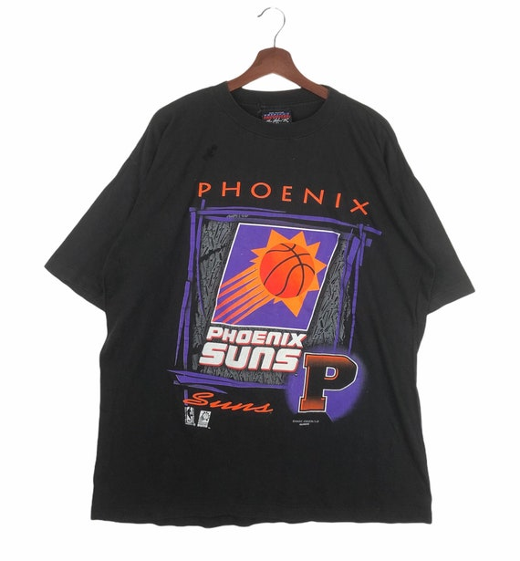 Vintage 90s Phoenix Suns NBA Magic Johnson Tee