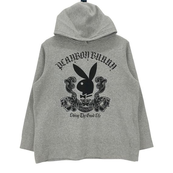 Vintage Playboy Bunny Hoodie