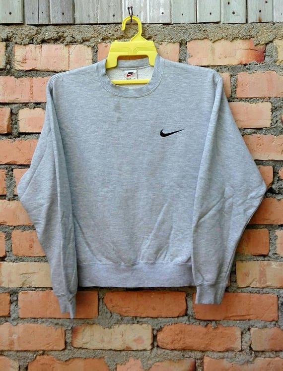 Rare!!! Nike Small Logo Pullover