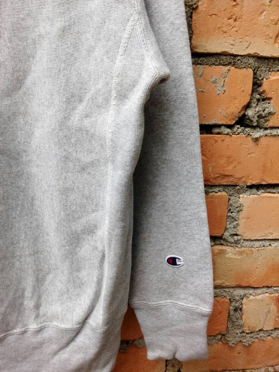 Rare!!! Champion Products Reverse Weave Pullover … - image 4