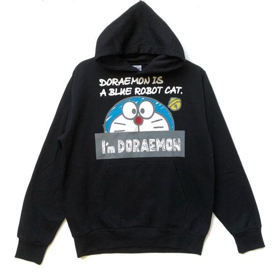 Doremon Anime Cartoon Hoodie