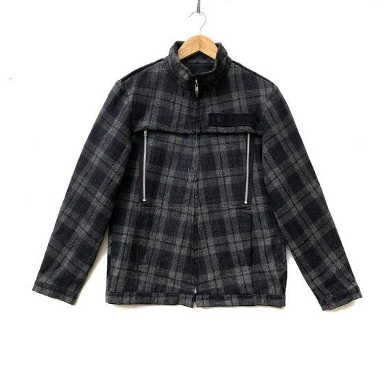 Vintage Final Home Issey Miyake Jacket wool
