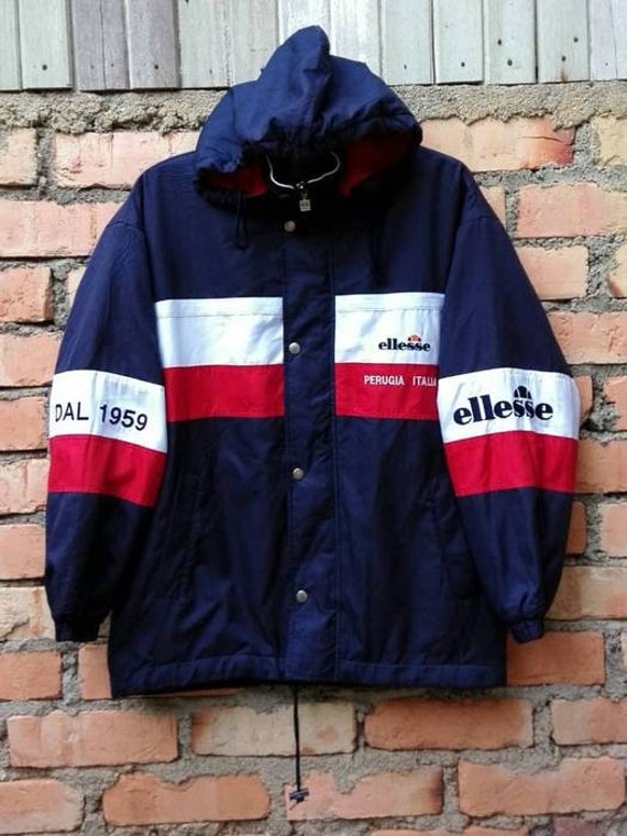 Ellesse Jacket Hooded