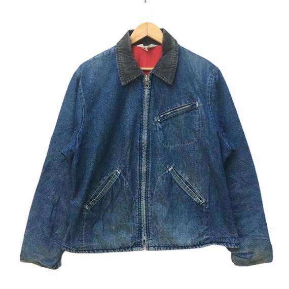Vintage 60s Key Imperial Denim Jacket