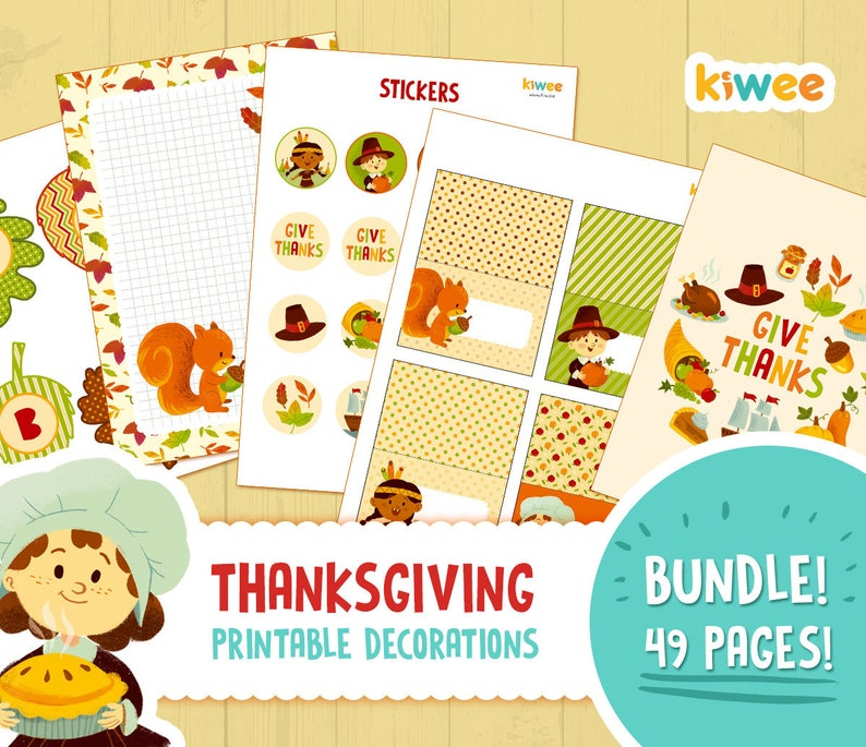photograph about Thanksgiving Printable Decorations named Thanksgiving Printable, Thanksgiving decorations, Thanksgiving prints