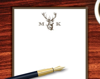 Buck Head Notepad
