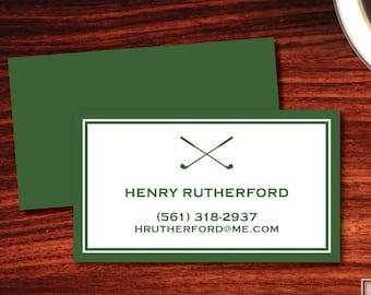 Fairway Calling Cards