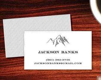 Teton Calling Cards