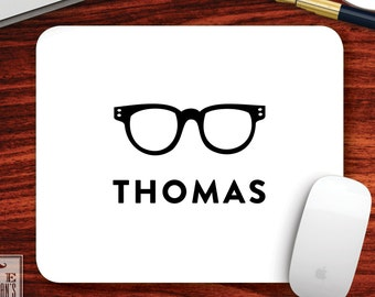 Spectacles Mousepad